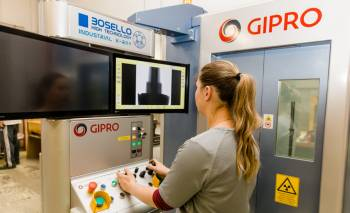Quality control of insulators by GIPRO through X-Ray-Testing