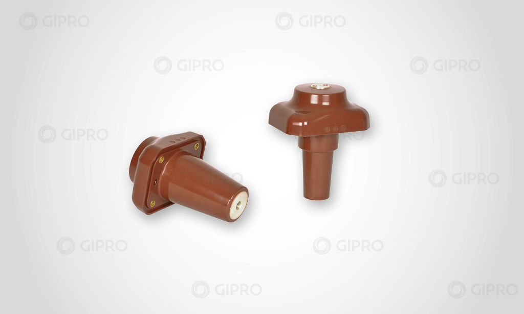 Medium-voltage bushings