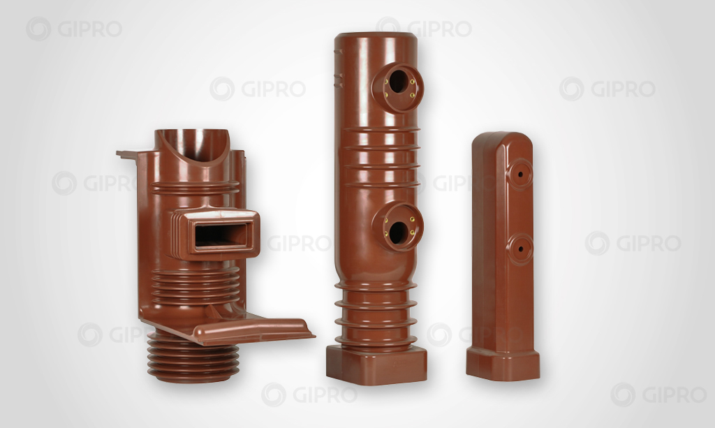 Medium-Voltage insulator solutions by GIPRO