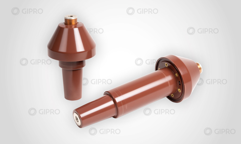 Epoxy resin bushings C-Cone EN 50181
